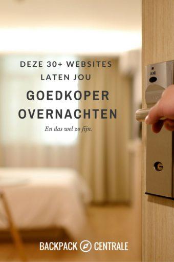 30+ Websites Waarmee Je Tientallen Euro's Bespaart Op Overnachtingen
