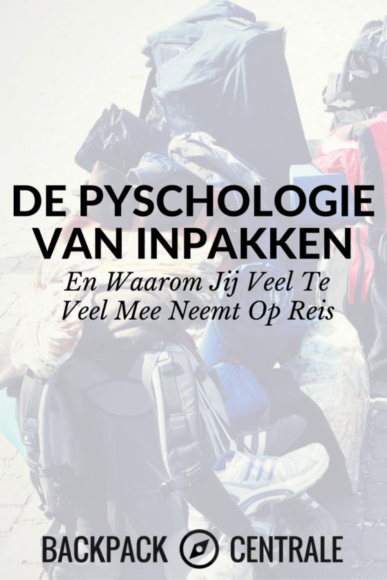 De psychologie van het inpakken