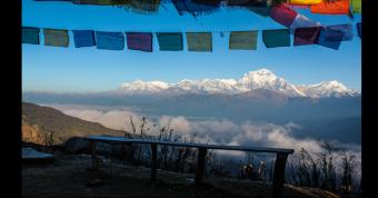 Reis mee door Nepal en beleef een waanzinnig avontuur met deze 40 foto's