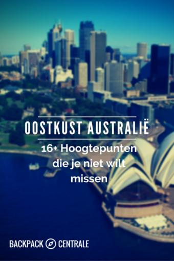 Oostkust van Australië: 20 Onvergetelijke Hoogtepunten Die Je Absoluut Moet Zien