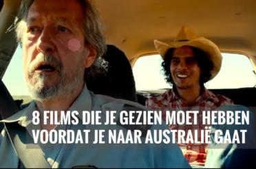 8 films die je moet zien voordat je naar Australië gaat
