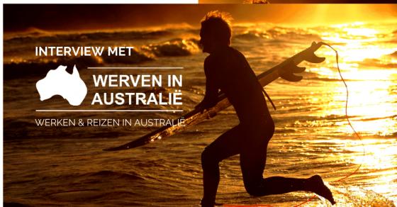Interview met werven in Australië