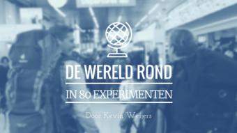 De Wereld Rond In 80 Experimenten