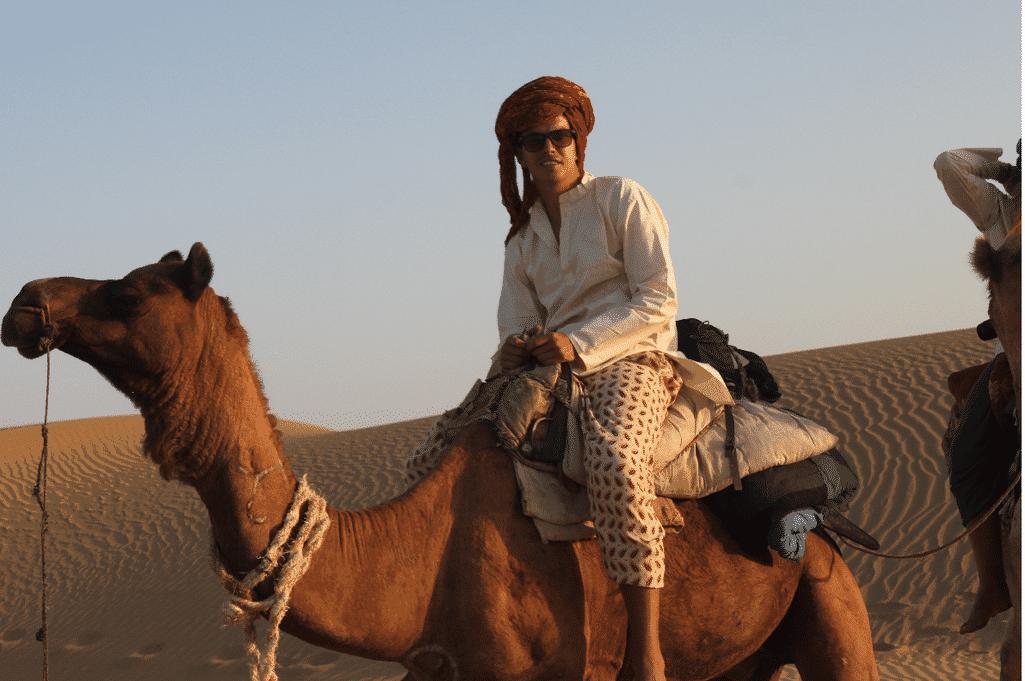 kamelen safari