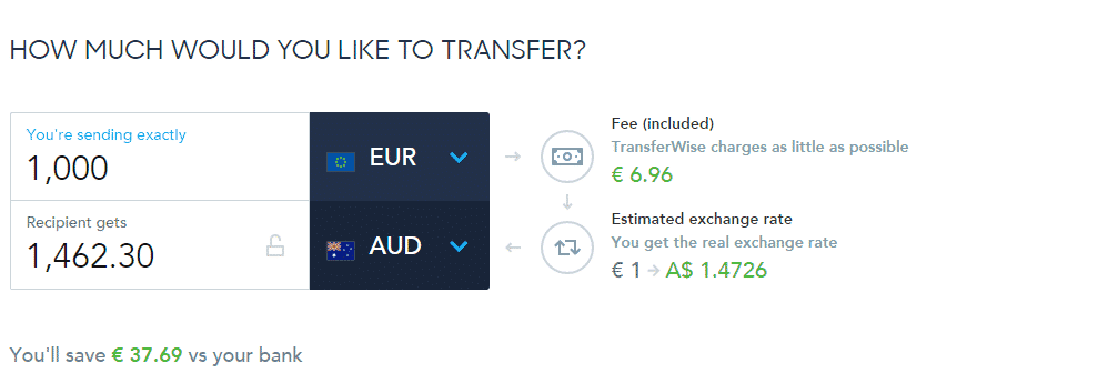 hoe snel geld op rekening