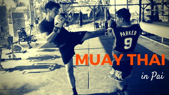 Muay Thai in Pai