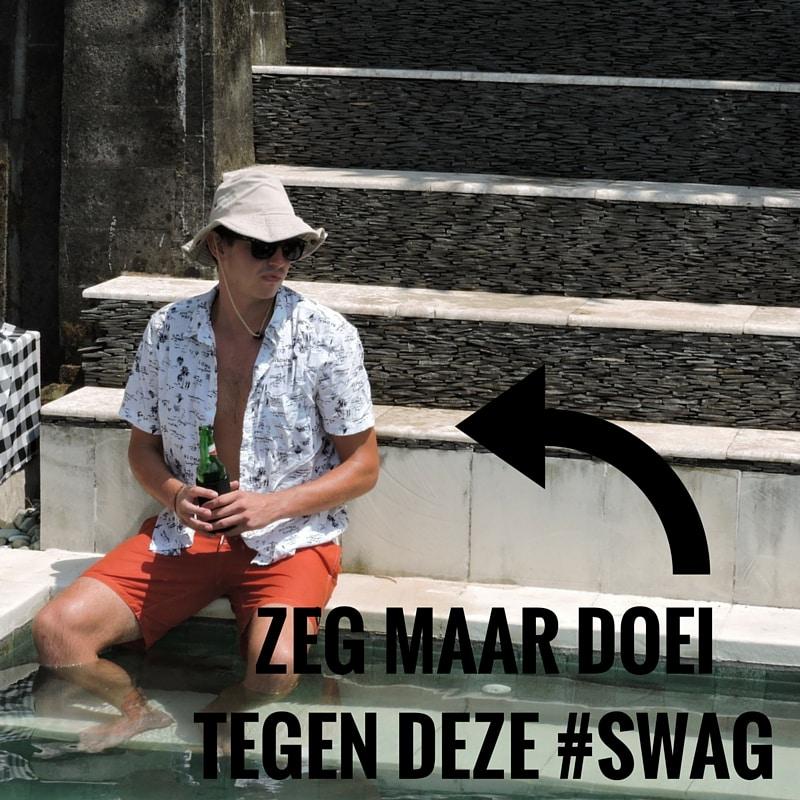 WEL MINDER #SWAG DAN OP REIS, HELAAS