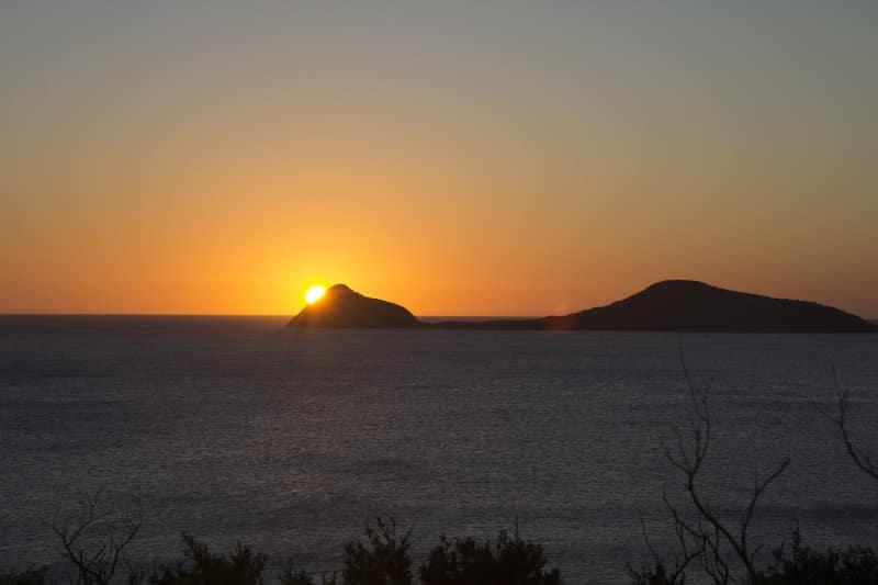 Wilson Promontory Sunset