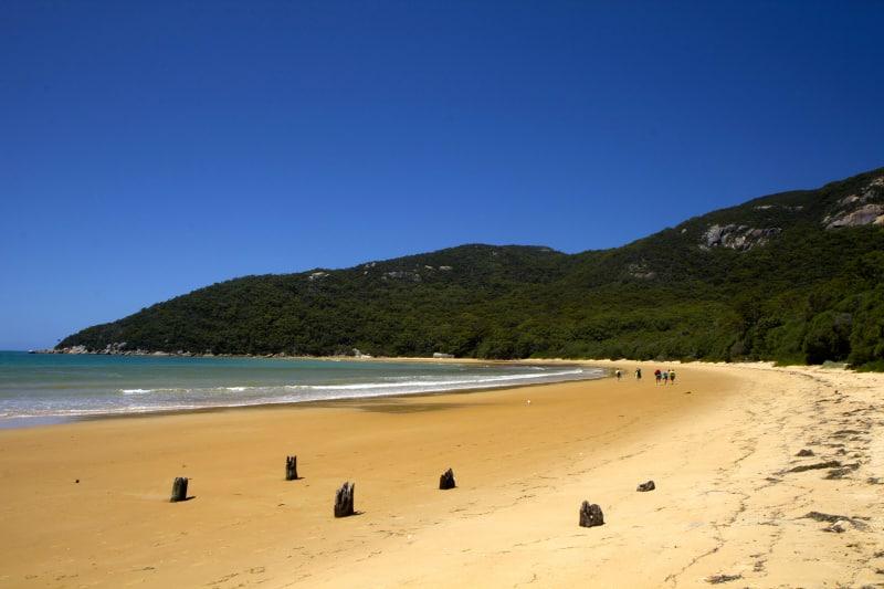 Wilson promontory beach