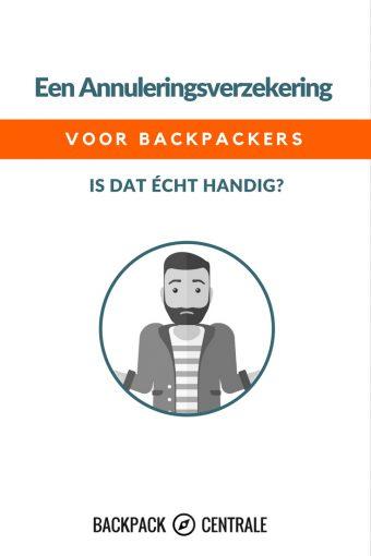 Een Annuleringsverzekering Voor Backpackers: Is dat Handig?