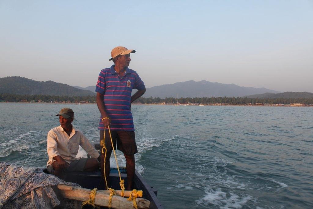 Dolfijnen spotten in Goa, ook leuk!