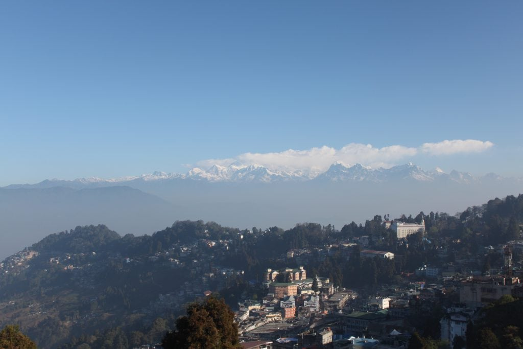 Backpacken in India: Darjeeling