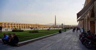 Is Esfahan De Mooiste Stad In Iran?