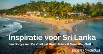 Inspiratie voor Sri Lanka: Ontspannen en Surfen aan de Zuidkust
