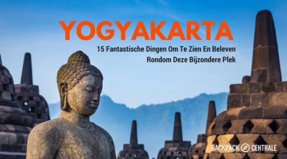 15 Fantastische Dingen Om Te Doen In Yogyakarta (+TIPS)