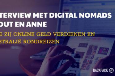 Interview: Hoe Anne En Wout Online Geld Verdienen (En Waarom jij dit ook kunt)