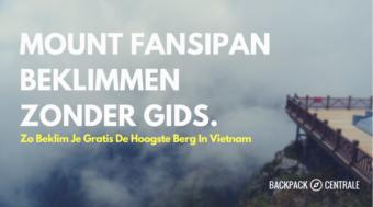 Zo Beklim Je Mount Fansipan In Één Dag, Zonder Gids.