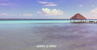 De Mini-gids voor paradijselijk Bacalar – het meer van zeven kleuren blauw.