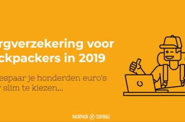 Overstappen van zorgverzekering: Wat je moet weten als je gaat backpacken in 2019