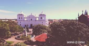 León: Het revolutionaire hart van Nicaragua met een avontuurlijk randje.