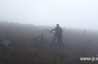 TOF: Mountainbiken op Chimborazo, de hoogste vulkaan van Ecuador